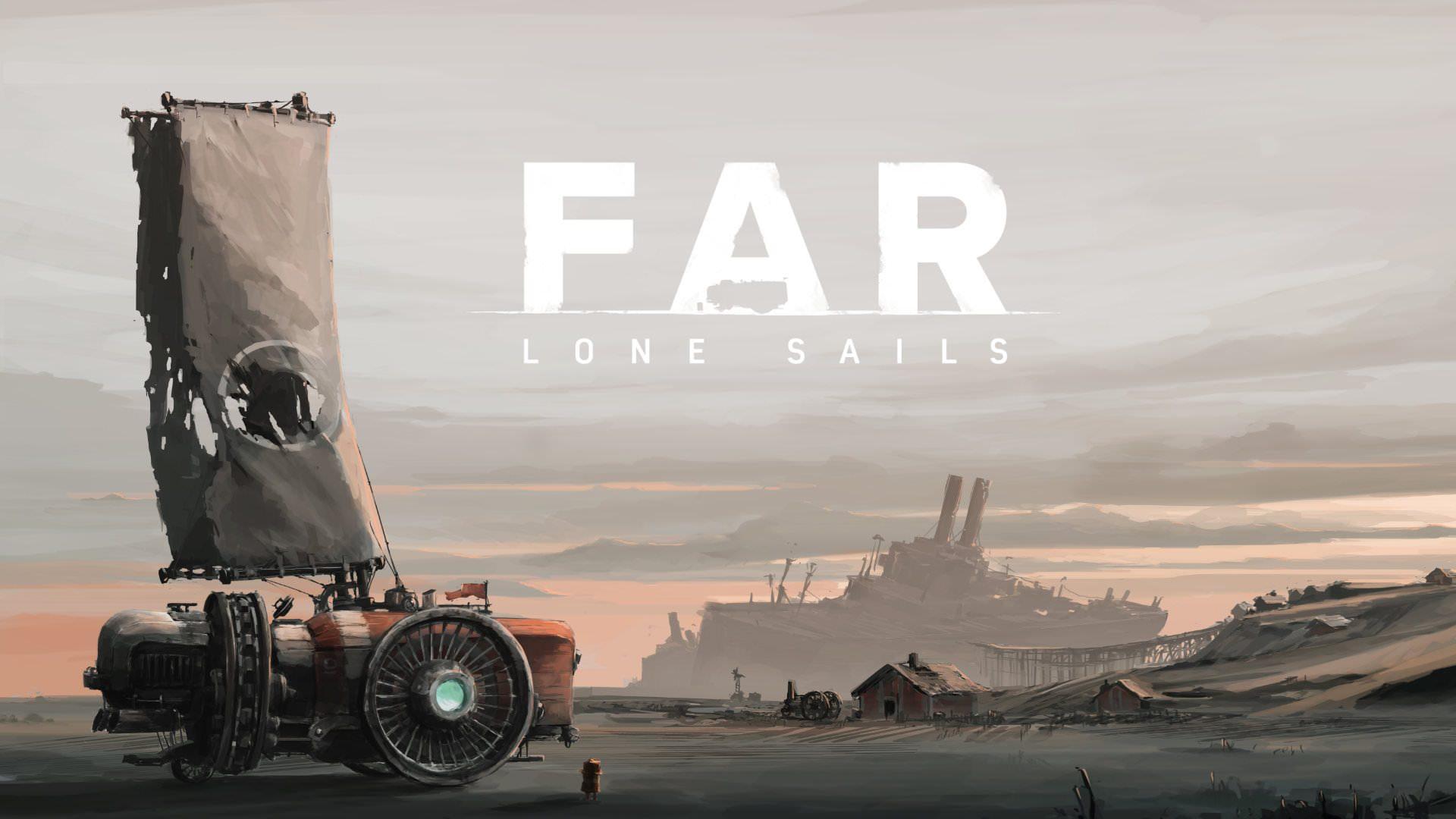 孤帆远航Mac版 FAR Lone Sails 中文游戏 苹果电脑 Mac游戏-特务兔