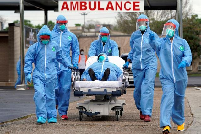 美媒:美国首例新冠死亡病例提早至2020年1月9日-幽兰花香