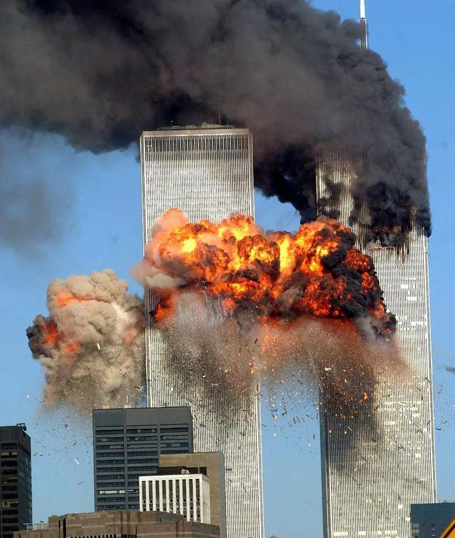 """""""9·11""""过去20年,美国醒了吗?-幽兰花香"""