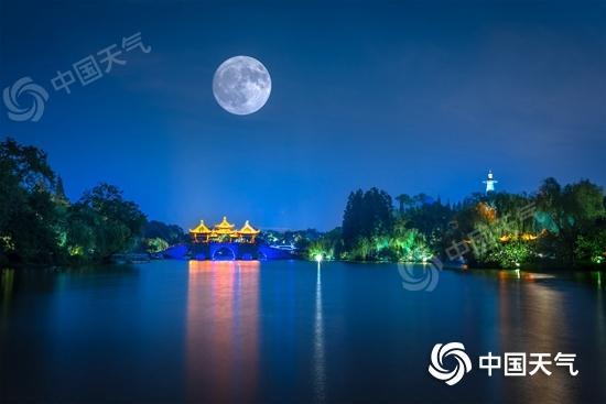中秋赏月地图出炉!盘点十大赏月胜地 看哪里能见皓月当空-幽兰花香