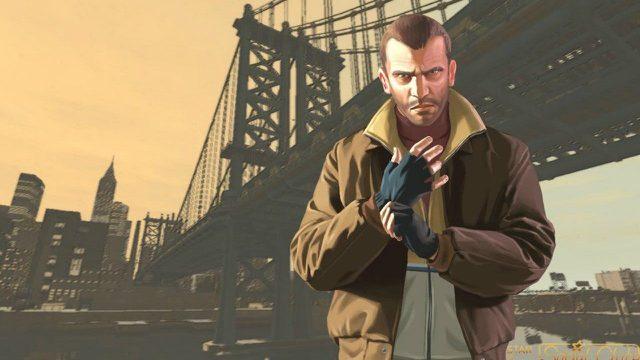GTA4 侠盗猎车手4 Mac版 苹果电脑 单机游戏 Mac游戏 Grand Theft Auto Ⅳ-特务兔