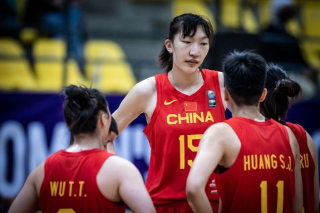 十年无冠!亚洲杯中国女篮末节崩盘遭逆转 日本实现5连冠-幽兰花香