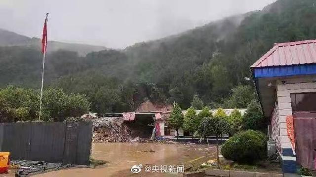 山西蒲县山体滑坡4名交警遇难-幽兰花香