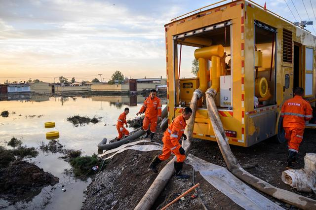 山西严重洪涝灾害致60座煤矿停产,多家上市煤企称生产经营暂未受影响-幽兰花香