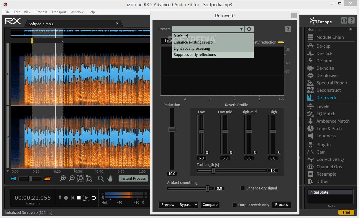 iZotope RX 9 Audio Editor Advanced 音频降噪修复工具 Mac版-特务兔
