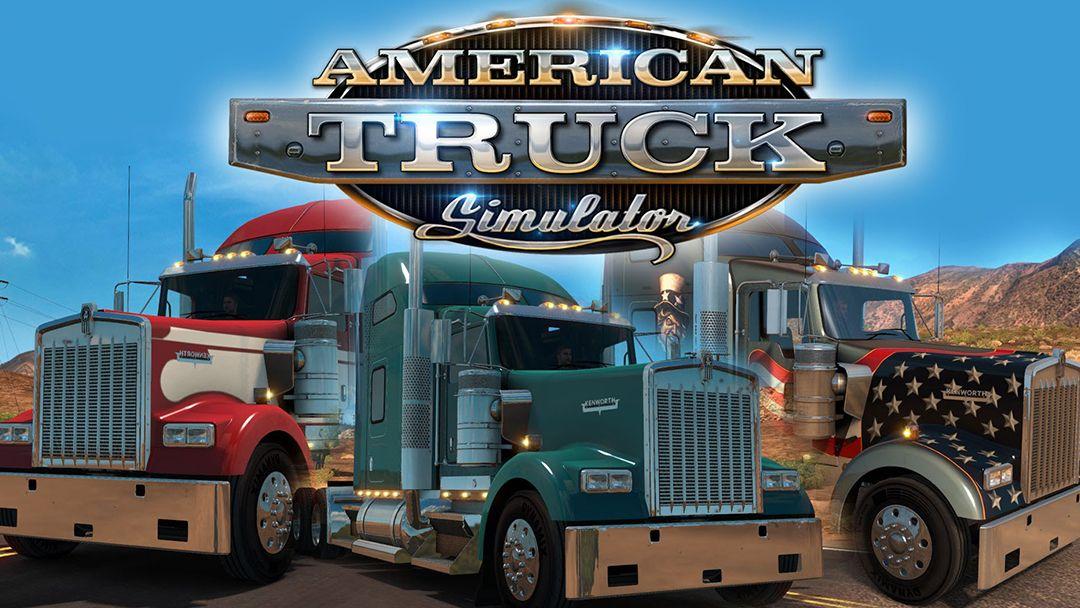 美国卡车模拟:全DLC版 Mac游戏-特务兔