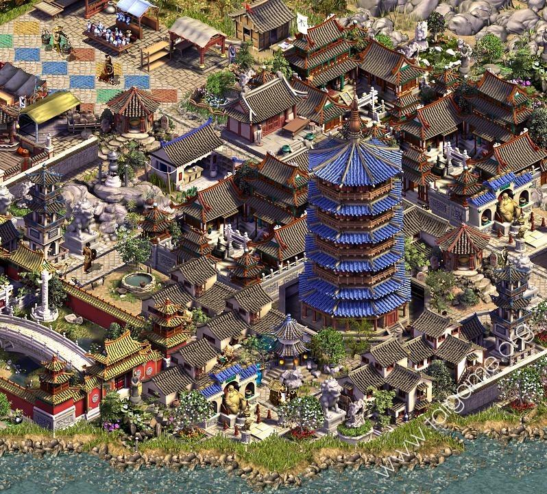 龙之崛起 Emperor:Rise of the Middle Kingdom Mac版-特务兔